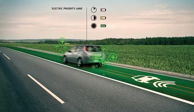 Интеллектуальная дорога Smart Highway