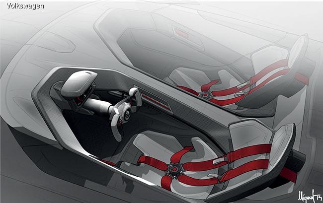 Volkswagen GTI Roadster: Игрушка для взрослых