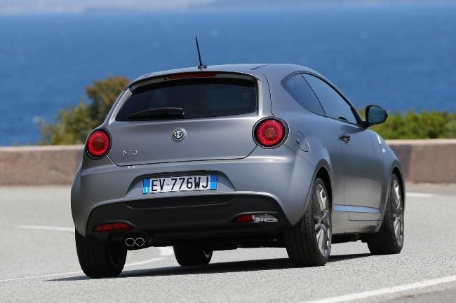 Alfa Romeo Giulietta и MiTo обновились