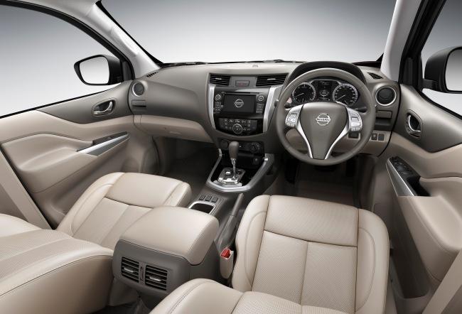 Новый Nissan Navara представили в Бангкоке