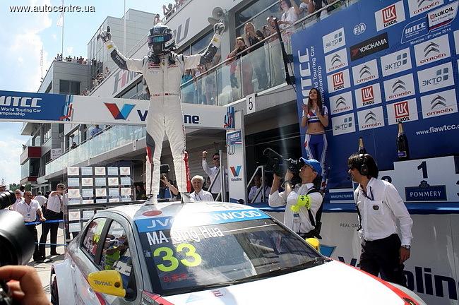 WTCC: Выигрывает Citroen, но не французы!
