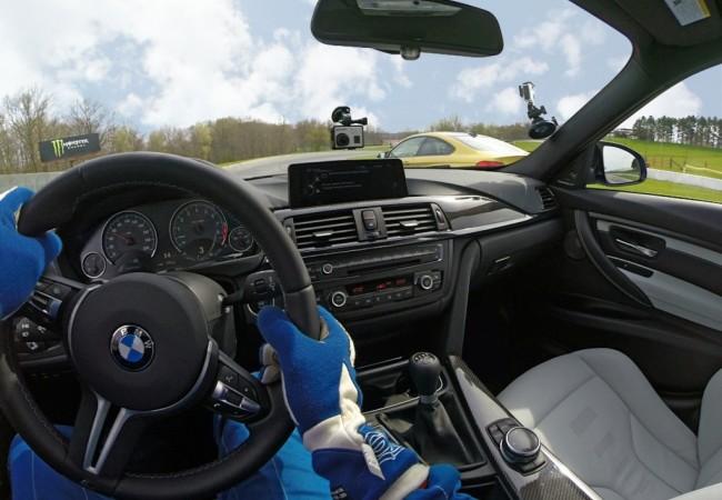 Камеры GoPro прописались в серийных автомобилях