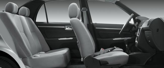 Geely CK занял третье место в списке самых продаваемых автомобилей Украины