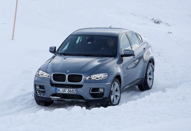 Какой он, новый BMW X6