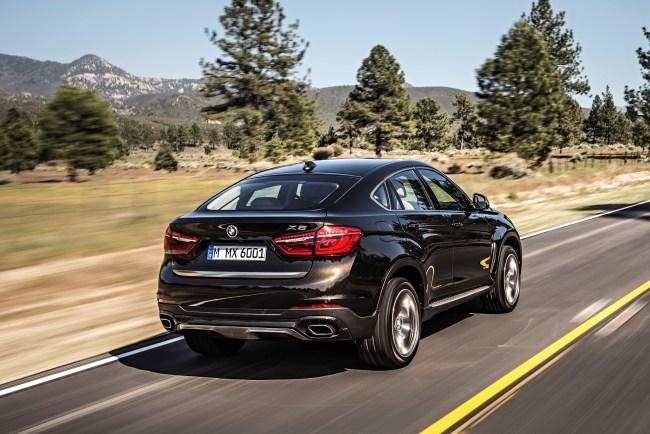 Какой он новый BMW X6