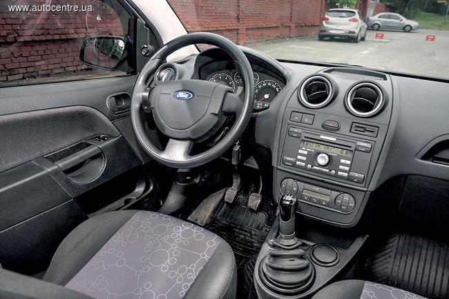 Сравнительный тест Ford Fiesta - Skoda Fabia