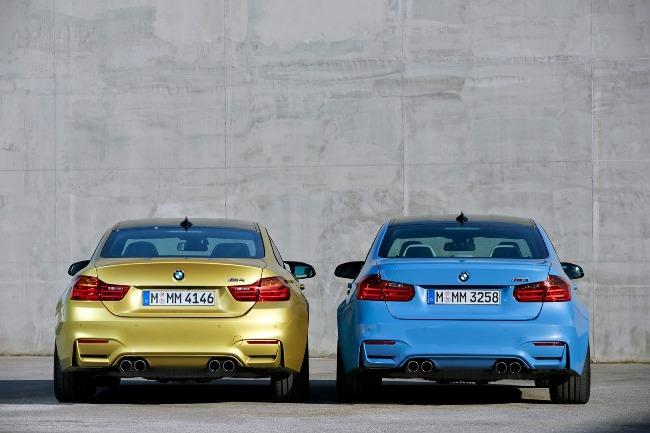 BMW М-серии отказываются от роста мощности