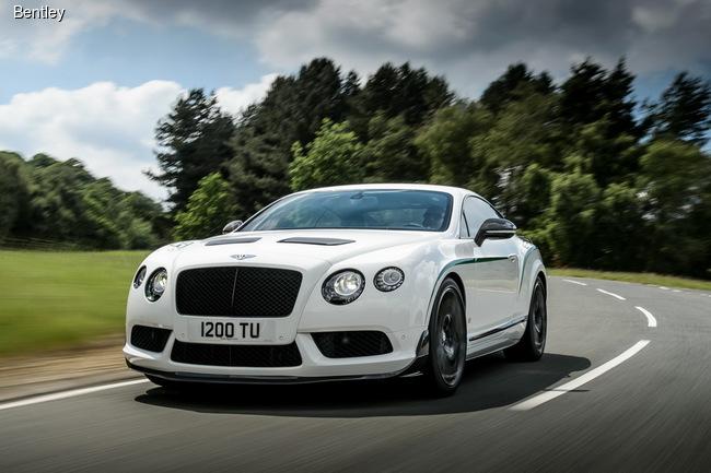Bentley презентовала новый Continental GT3-R