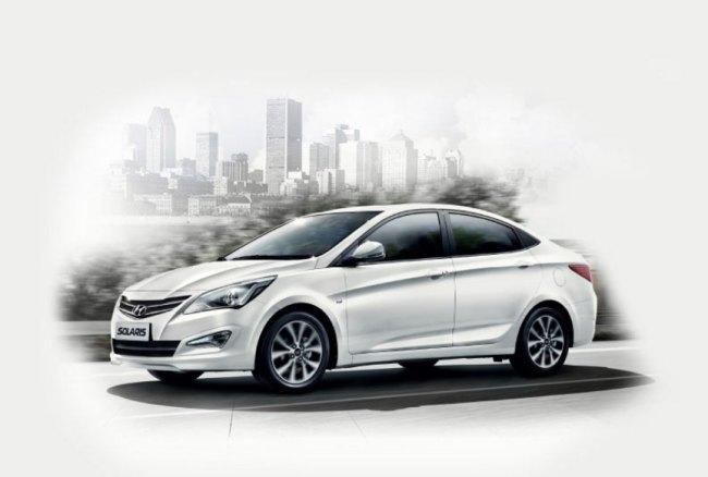 Рестайлинговый Hyundai Accent оброс новыми опциями