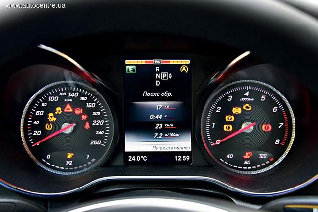 Тест-драйв Mercedes-Benz С 180