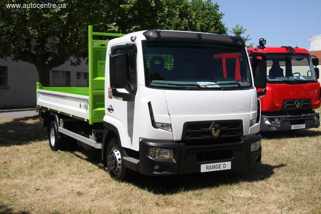 Грузовики Renault серии D
