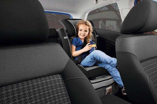 Volkswagen Polo обзавелся фирменными аксессуарами