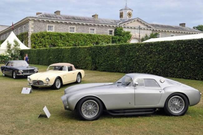 Фестиваль скорости в Гудвуде: самым красивым автомобилем выбрали Maserati