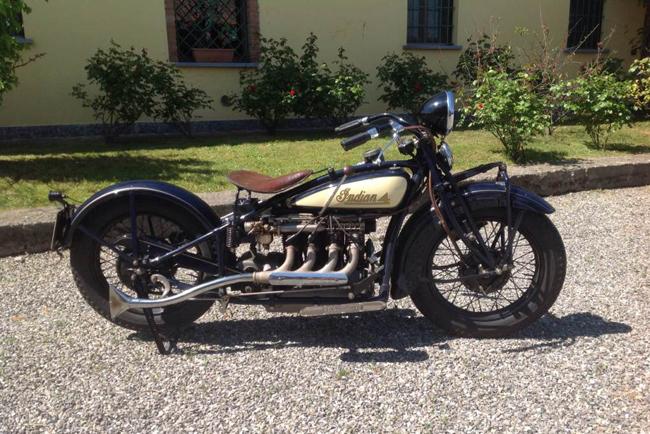На аукционе Coys продадут сразу 90 мотоциклов