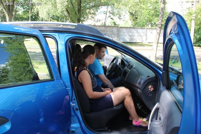 Народный тест-драйв Renault Sandero Stepway