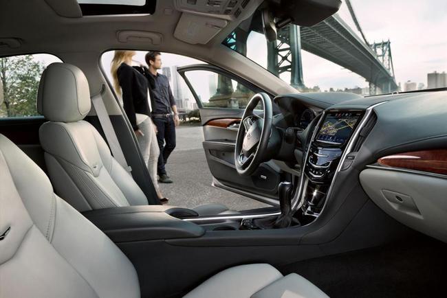 Cadillac ATS приобщается к новой философии марки