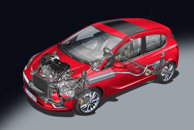 Пятая генерация Opel Corsa вышла в свет
