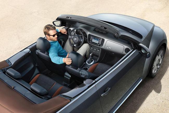 Кабриолет Volkswagen Beetle от Karmann становится на конвейер