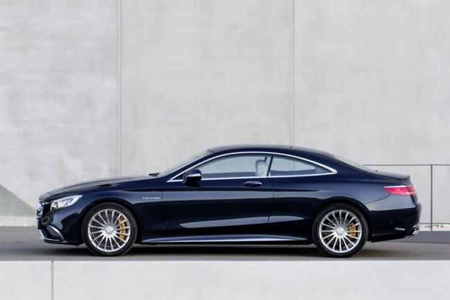 Представлено самое мощное купе Mercedes-Benz S-Class