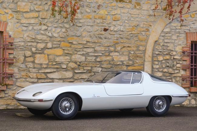 Итальянское правительство решило, что ждет коллекцию концептов Bertone
