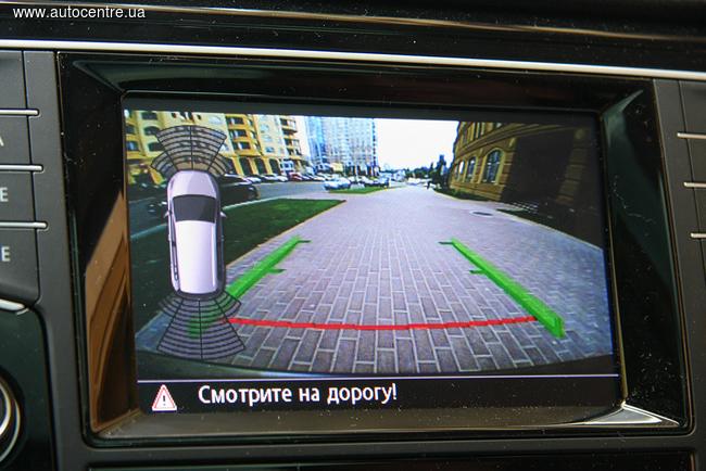 Тест-драйв Volkswagen Golf Sportsvan
