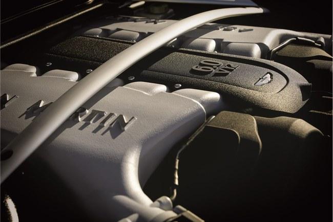 Aston Martin Vantage лишился крыши