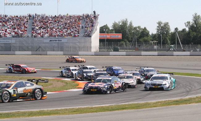 DTM, Формула-3 и Гонка звезд и провал Виталия Петрова на Moscow Raceway