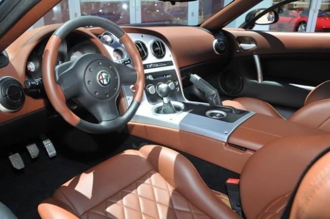 Уникальная Alfa Romeo TZ3 Stradale выставлена на продажу