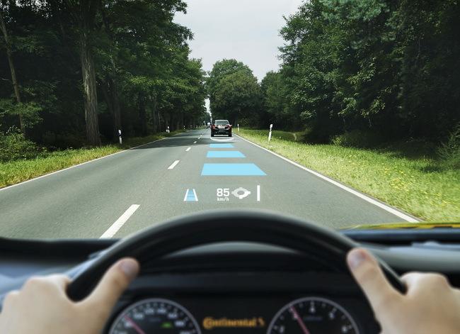Компания Continental представила новую технологию