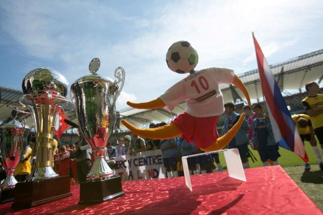 Спонсором украинской сборной по футболу стала компания Continental