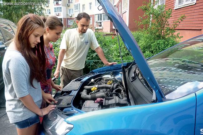 Народный тест Renault Sandero Stepway