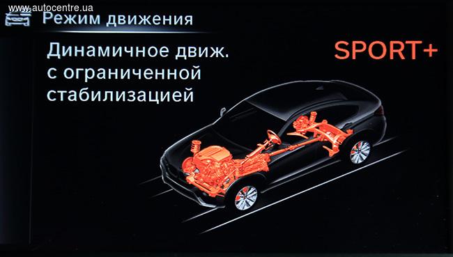 Тест-драйв BMW X4