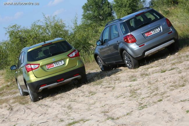 Suzuki SX4: второй раунд