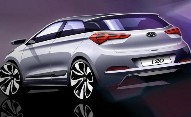 Новый Hyundai i20 покажут в столице Франции