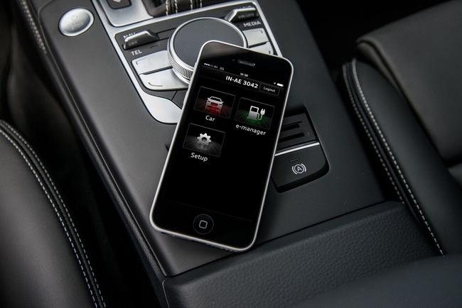Первый серийный plug-in-гибрид от Audi поступил в продажу