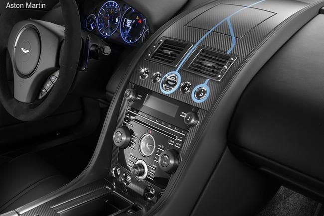Aston Martin презентует эксклюзивную серию Q by Aston Martin