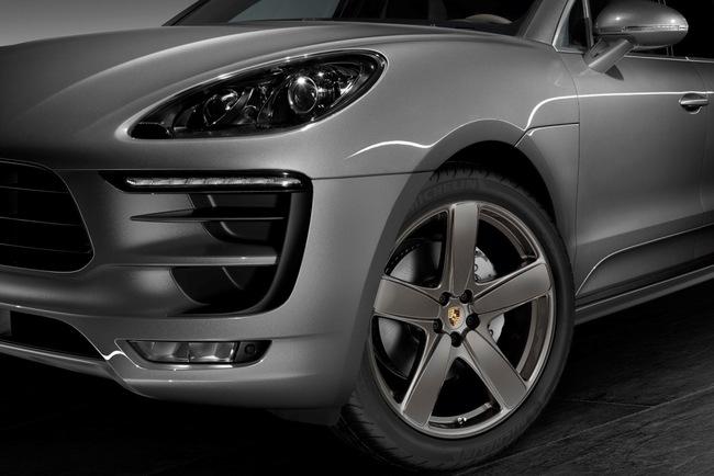 Porsche Macan подружился с новым обвесом