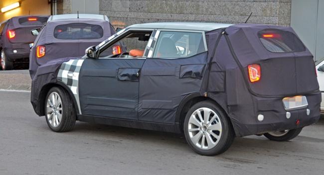 SsangYong трудится над новой машиной