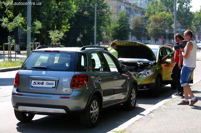 Народный тест-драйв Suzuki SX4
