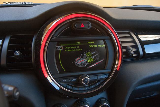 Тест-драйв MINI Hatch Cooper