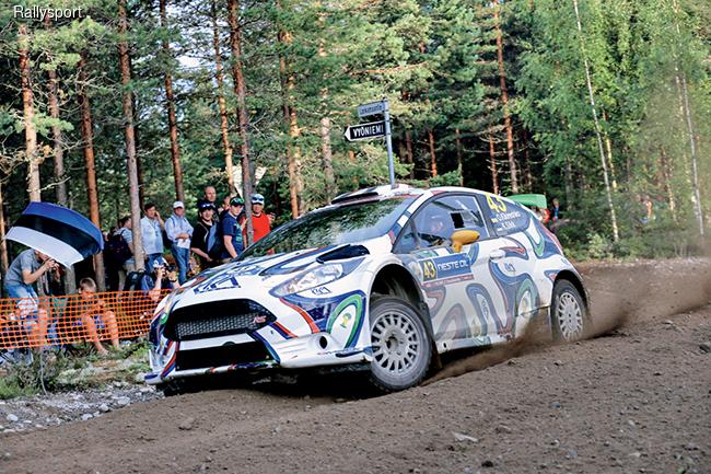 WRC. Ралли Финляндии