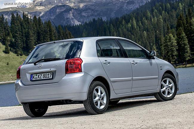 Сравнительный обзор Mazda3, Peugeot 307, Renault Megane и Toyota Corolla