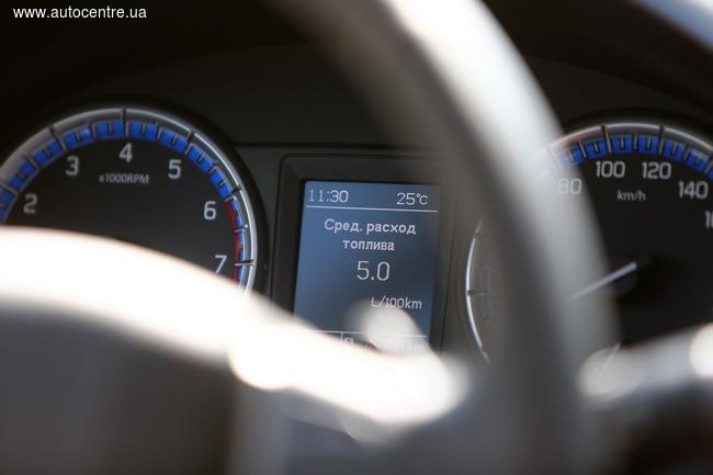 Народный тест-драйв Suzuki New SX4 и SX4 Classic