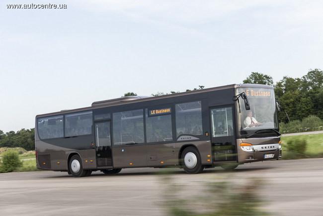 Автобусы Setra