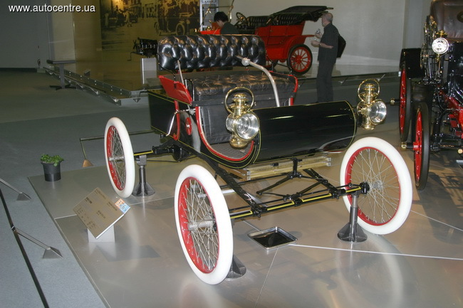 Музей компании Toyota