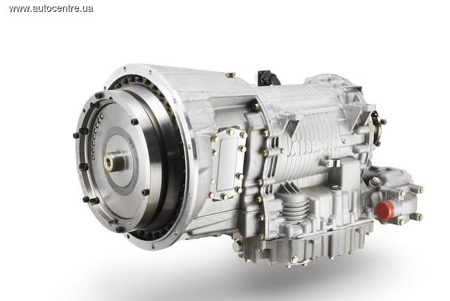 Грузовик Volvo FE CNG