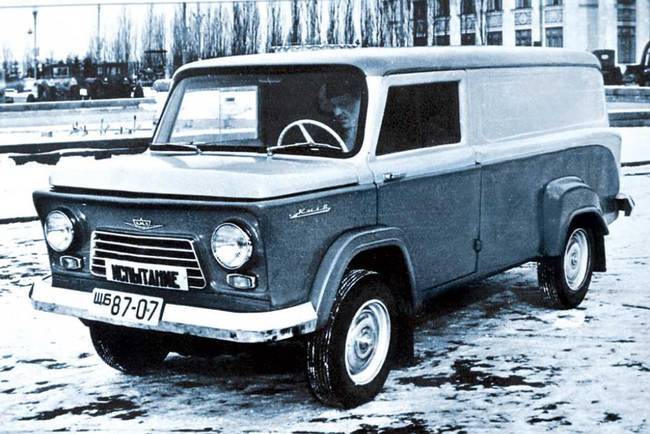 Нереализованный потенциал украинского автопрома. ТОП-10 украинских концепт-каров и мелкосерийных машин.