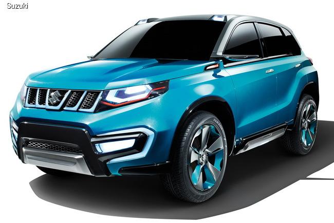 Концептуальный Suzuki iV-4 Concept
