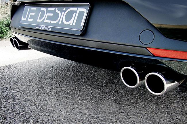 Фирменный тюнинг SEAT Leon ST FR