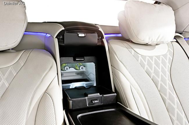 Mercedes-Benz презентовал две новинки